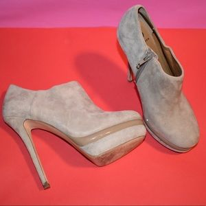 Kelsi Dagger Ankle Boots Suede Odessa